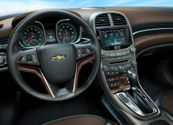 First Drive: 2013 Chevrolet Malibu reviews chevrolet first drives