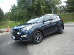 First Drive: 2013 Hyundai Santa Fe Sport reviews hyundai first drives