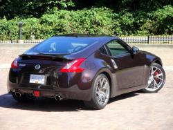 Test Drive: 2013 Nissan 370Z Coupe car test drives reviews nissan