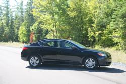 Day by Day Review: 2013 Acura ILX Hybrid car test drives green scene daily car reviews acura