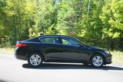 Day by Day Review: 2013 Acura ILX Hybrid green scene daily car reviews acura car test drives