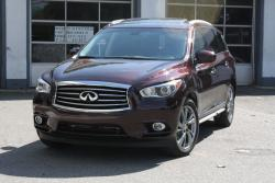 Test Drive: 2013 Infiniti JX car test drives reviews luxury cars infiniti