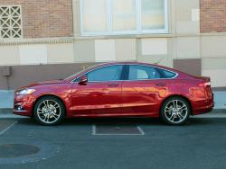First Drive: 2013 Ford Fusion first drives
