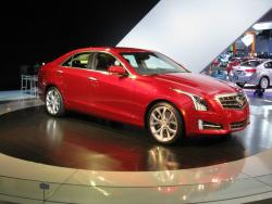 Preview: 2013 Cadillac ATS cadillac