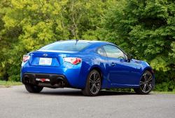 Quick Spin: 2013 Subaru BRZ reviews