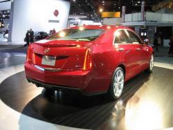 Preview: 2013 Cadillac ATS reviews car previews luxury cars cadillac