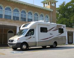 First Drive: 2013 Mercedes Benz Sprinter first drives