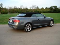 Test Drive: 2013 Audi S5 Cabriolet car test drives reviews luxury cars audi
