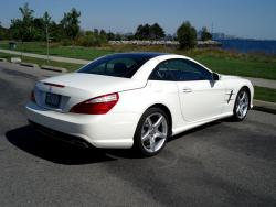 2012 Mercedes-Benz SL 550