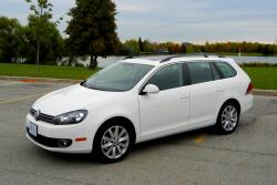 2013 Volkswagen Golf Wagon