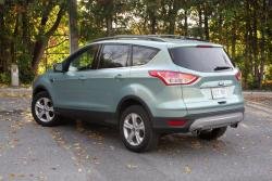 Quick Spin: 2013 Ford Escape SE 4WD car test drives reviews ford