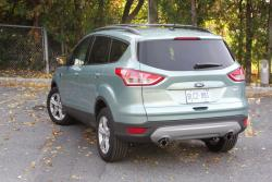 Quick Spin: 2013 Ford Escape SE 4WD ford