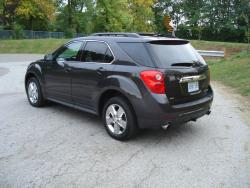 Quick spin: 2013 Chevrolet Equinox V6 car test drives reviews chevrolet