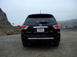 First Drive: 2013 Nissan Pathfinder first drives