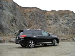 First Drive: 2013 Nissan Pathfinder reviews nissan first drives