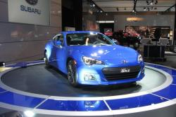 Preview: 2013 Subaru BRZ car previews