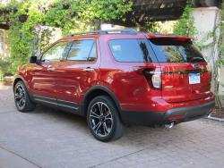 First Drive: 2013 Ford Explorer Sport reviews ford first drives