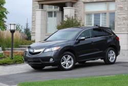 Test Drive: 2013 Acura RDX reviews acura car test drives