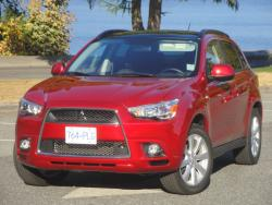 Test Drive: 2012 Mitsubishi RVR GT reviews mitsubishi car test drives