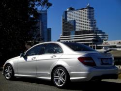 Test Drive: 2013 Mercedes Benz C 300 4Matic luxury cars