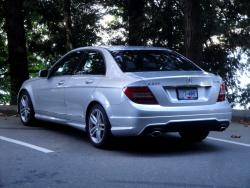 Test Drive: 2013 Mercedes Benz C 300 4Matic car test drives reviews mercedes benz luxury cars