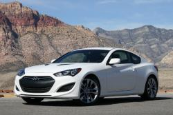 First Drive: 2013 Hyundai Genesis Coupe reviews hyundai first drives