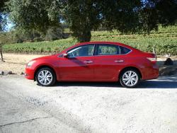First Drive: 2013 Nissan Sentra first drives