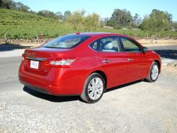 First Drive: 2013 Nissan Sentra reviews nissan first drives