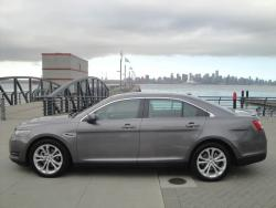 Test Drive: 2013 Ford Taurus car test drives reviews ford