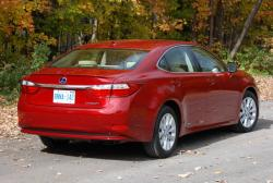 Test Drive: 2013 Lexus ES 300h greenreviews