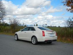 First Drive: 2013 Cadillac ATS reviews luxury cars first drives cadillac