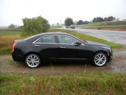 First Drive: 2013 Cadillac ATS cadillac