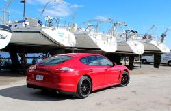 Test Drive: 2013 Porsche Panamera GTS car test drives reviews porsche luxury cars