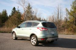 Day by Day Review: 2013 Ford Escape SE 4WD daily car reviews ford car test drives