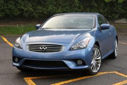 Test Drive: 2013 Infiniti G37xS coupe reviews luxury cars infiniti car test drives