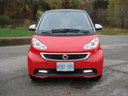 Test Drive: 2013 Smart Fortwo car test drives smart reviews electric green news