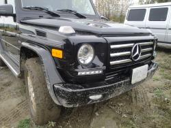 First Drive: 2013 Mercedes Benz G 550 first drives