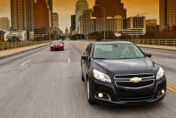 Test Drive: 2013 Chevrolet Malibu Eco reviews chevrolet hybrids car test drives