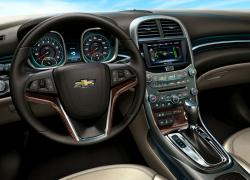 Test Drive: 2013 Chevrolet Malibu Eco car test drives reviews hybrids chevrolet