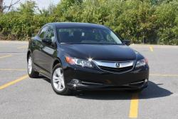 Test Drive: 2013 Acura ILX Hybrid car test drives luxury cars hybrids acura