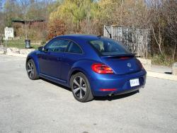 Test Drive: 2012 Volkswagen Beetle Sportline reviews