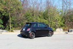 Comparison Test: Funky Front Wheel Drive Turbos volkswagen reviews hyundai fiat car comparisons