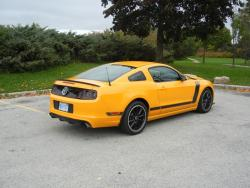 Test Drive: 2013 Ford Mustang Boss 302 car test drives reviews ford