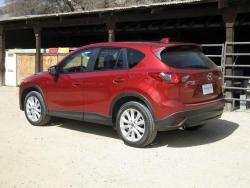 First Drive: 2013 Mazda CX 5 first drives