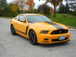Test Drive: 2013 Ford Mustang Boss 302 ford