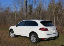 Test Drive: 2013 Porsche Cayenne Diesel car test drives reviews porsche luxury cars