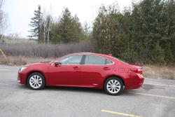 Day by Day Review: 2013 Lexus ES300h daily car reviews