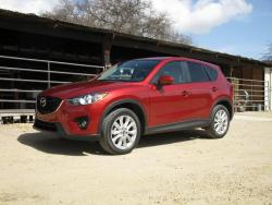 First Drive: 2013 Mazda CX 5 reviews mazda first drives