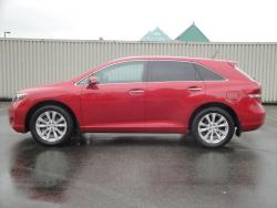 Test Drive: 2013 Toyota Venza reviews