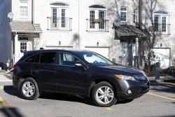 Test Drive: 2013 Acura RDX Tech car test drives reviews luxury cars acura
